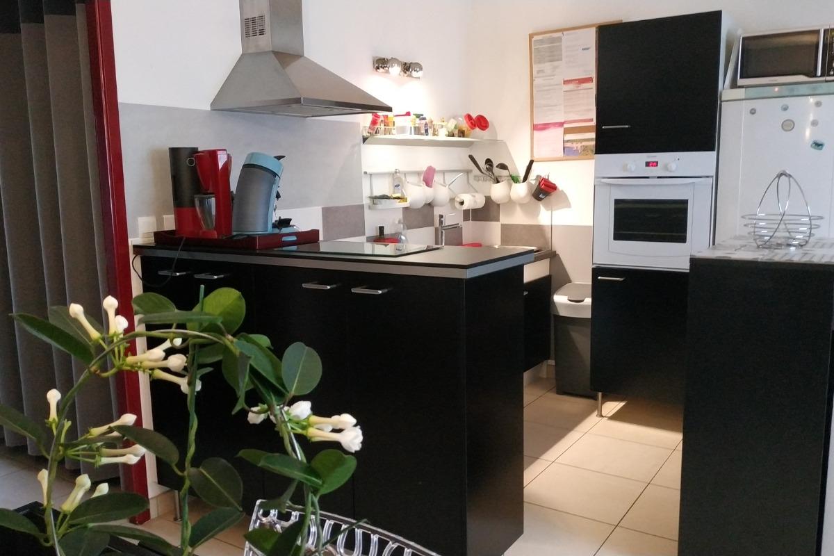 Chambre Jazzy - Location de vacances - Saint-Genis-Laval