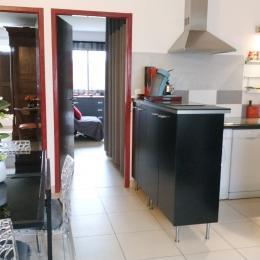 SdB Chambre Jazzy - Location de vacances - Saint-Genis-Laval