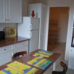 cuisine - Location de vacances - Saint-Genis-Laval
