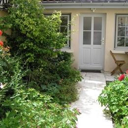 Façade de la maison - Location de vacances - Lyon