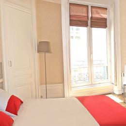 Chambre 1  - Location de vacances - Lyon