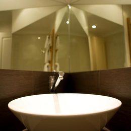 salle de bain - Location de vacances - Lyon