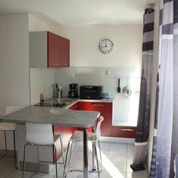 cuisine - Location de vacances - Lyon