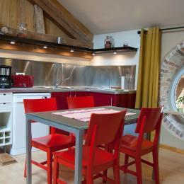 cuisine - Location de vacances - Jons
