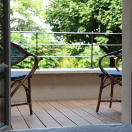 terrasse privative - Location de vacances - Lyon