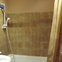 salle de bain - Location de vacances - Oullins