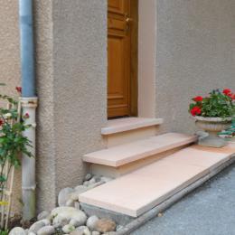entrée - Location de vacances - Saint-Cyr-au-Mont-d'Or