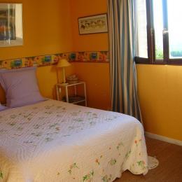 chambre - Location de vacances - Saint-Cyr-au-Mont-d'Or