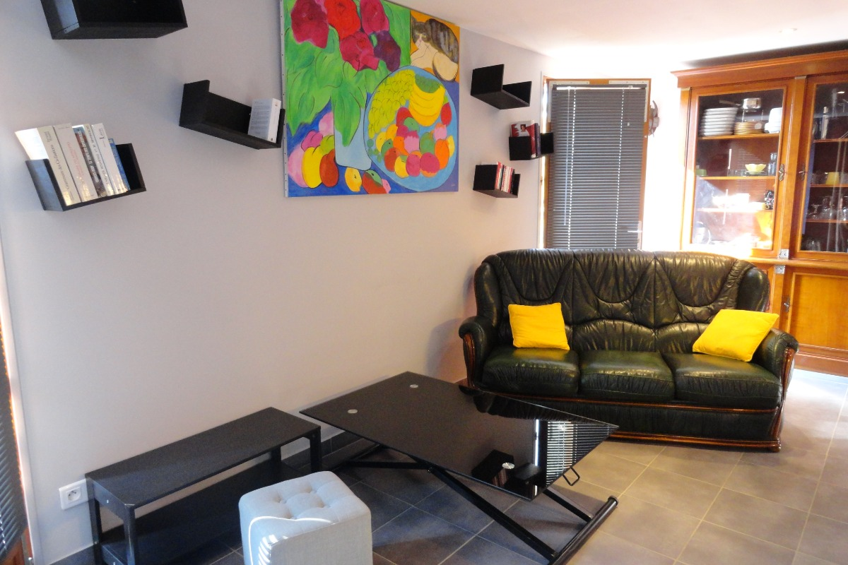La Contemporaine - Appartement Pollionay - Location de vacances - Pollionnay