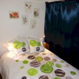 rideaux occultants (chaque chambre est ainsi équipée) - Location de vacances - Lyon