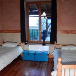 Chambre - Location de vacances - Jons