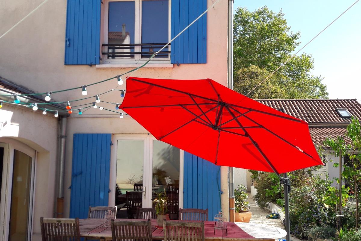 Un vrai moment de détente en plein Lyon - Location de vacances - Lyon
