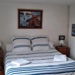 Petit déjeuner au bord de la piscine - Chambre d'hôtes - Lyon