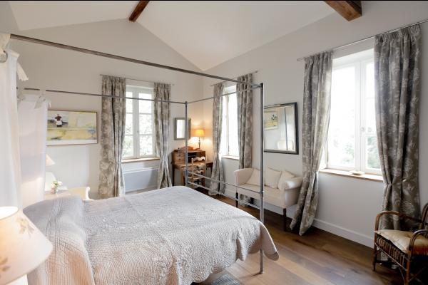 la chambre côté Saône - Chambre d'hôtes - Lyon