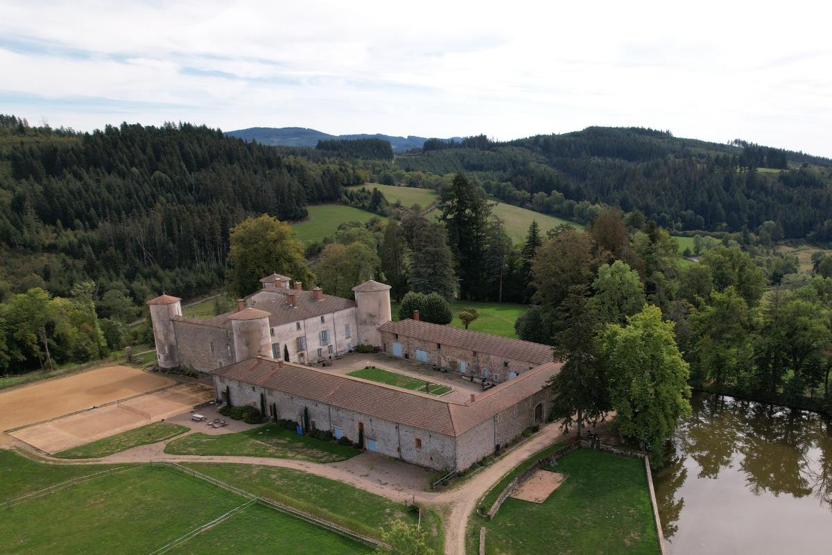 panorama - Location de vacances - Poule-les-Écharmeaux