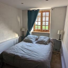 la chambre de Jéromine - Location de vacances - Poule-les-Écharmeaux