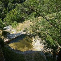 Le Chalet : montée d' escalier - Chambre d'hôtes - Beaumont