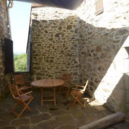 Chambre à l' étage - Chambre d'hôtes - Beaumont