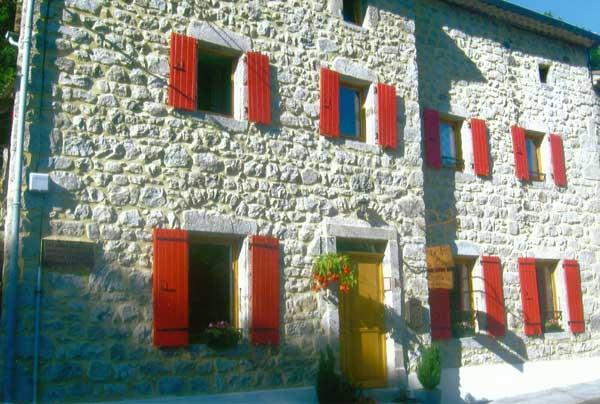 - Chambre d'hôtes - Labastide-sur-Bésorgues