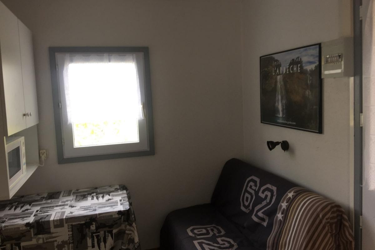La pièce à vivre - Location de vacances - Montréal