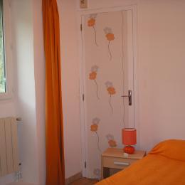 la chambre - Location de vacances - Meyras