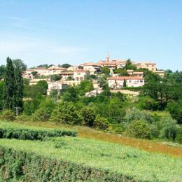 Le village de Bessas - Location de vacances - Bessas