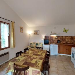 Buvette Piscine Vue panoramique - Location de vacances - Bessas
