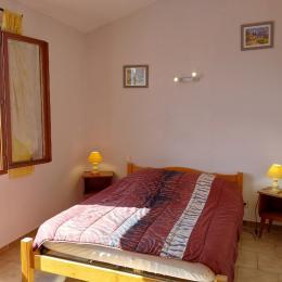 Chambre - Location de vacances - Bessas