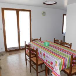 salle d'eau avec WC - Location de vacances - Lablachère