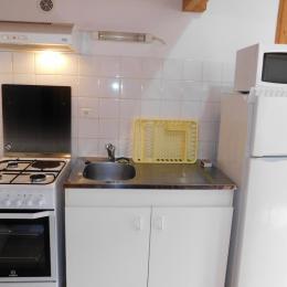 l'entree - Location de vacances - Meyras