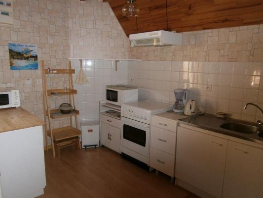 cuisine - Location de vacances - Saint-Michel-d'Aurance