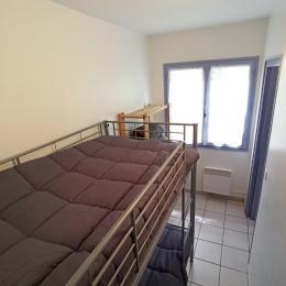 Chambre 2 avec 2 lits superposés - Location de vacances - Montréal
