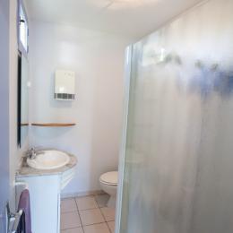 La salle de bains du gite 1 - Location de vacances - Montréal
