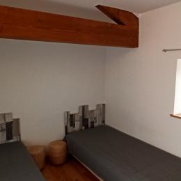 Chambre 2 avec 2 lits jumeaux - Location de vacances - Montréal