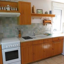 maison le plagnal 07590 séjour - Location de vacances - Le Plagnal