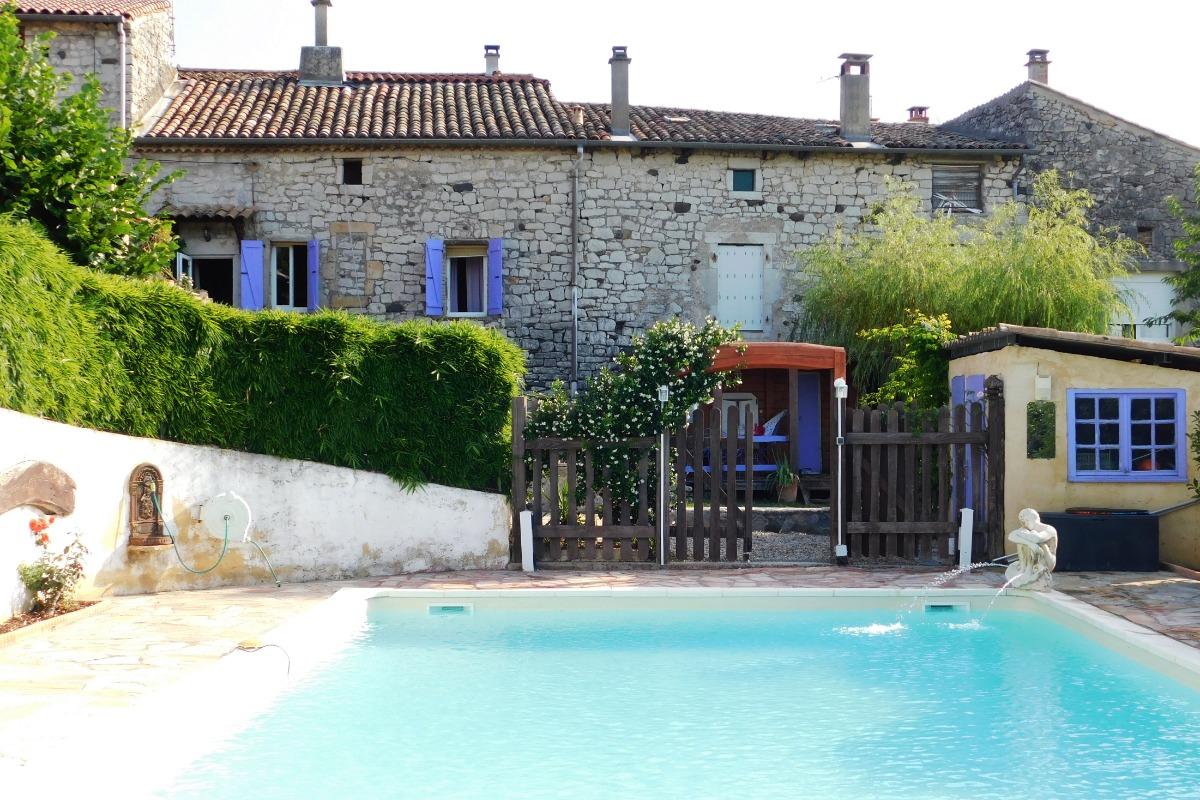 - Location de vacances - Lavilledieu