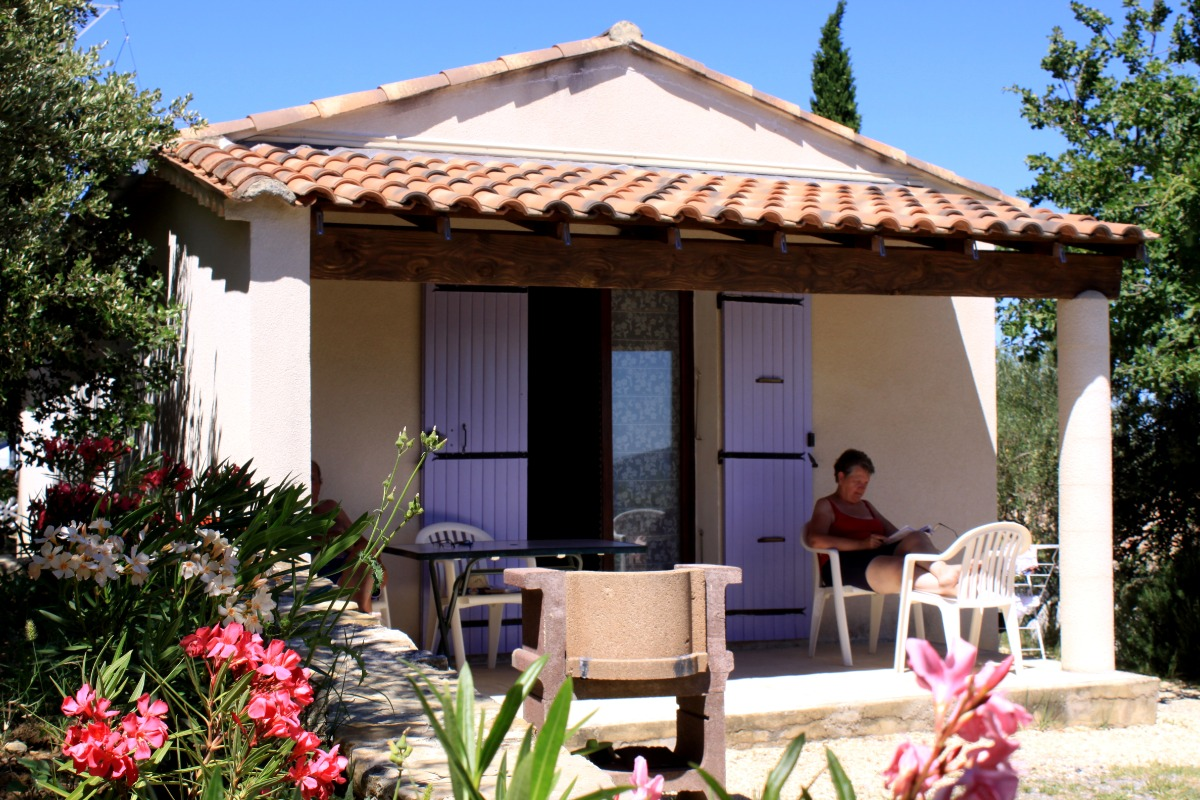 Le cyprès - Location de vacances - Bessas