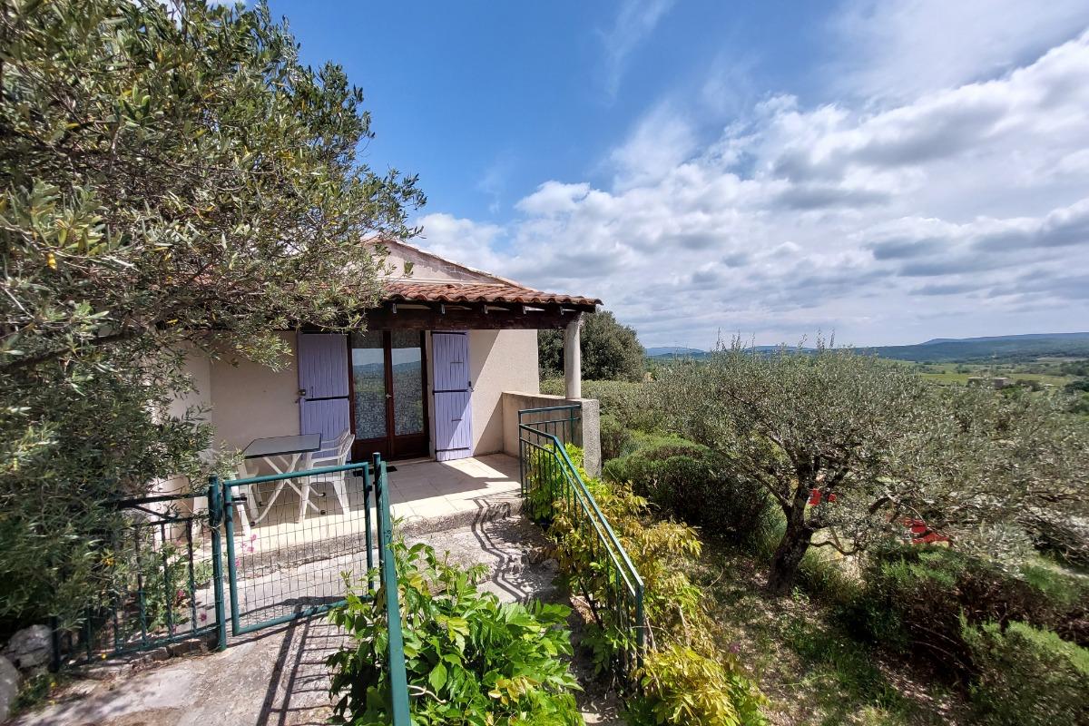L'Olivier - Location de vacances - Bessas
