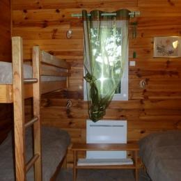chambre 1 - Location de vacances - Saint-Andéol-de-Vals