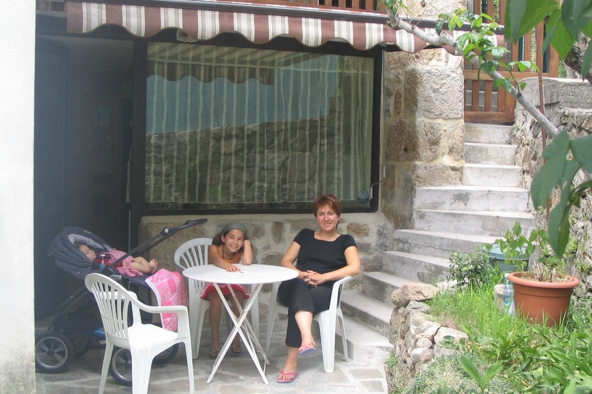 LE JARDIN - Location de vacances - Pont-de-Labeaume