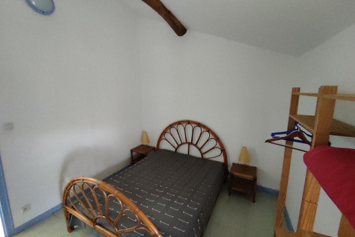 Chambre 1 avec 1 lit double - Location de vacances - Montréal