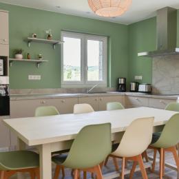 Gîte avec piscine chauffée - Location de vacances - Ruoms