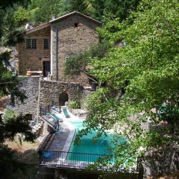 vue générale - Location de vacances - Vals-les-Bains