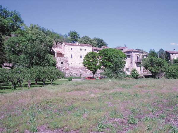 Hameau Peyreflore (1ère maison à gauche) - Location de vacances - Les Assions