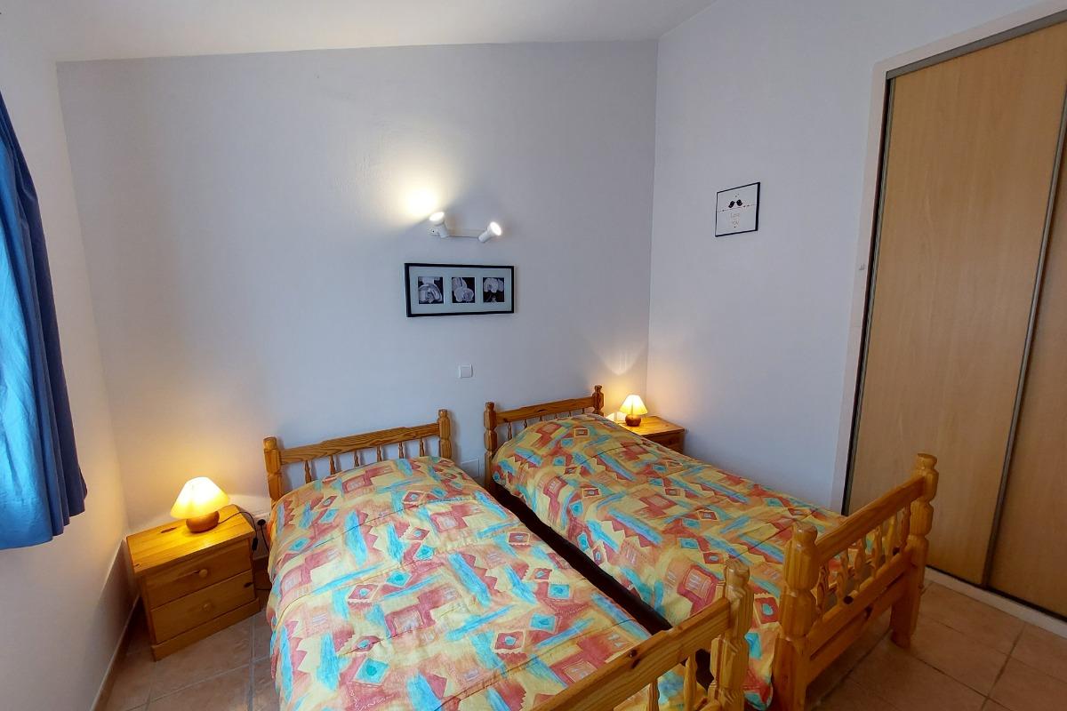 La petite chambre - Location de vacances - Bessas