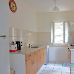 Gîte Les Figuiers cuisine - Location de vacances - Balazuc