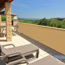 Gîte Les Figuiers terrasse - Location de vacances - Balazuc