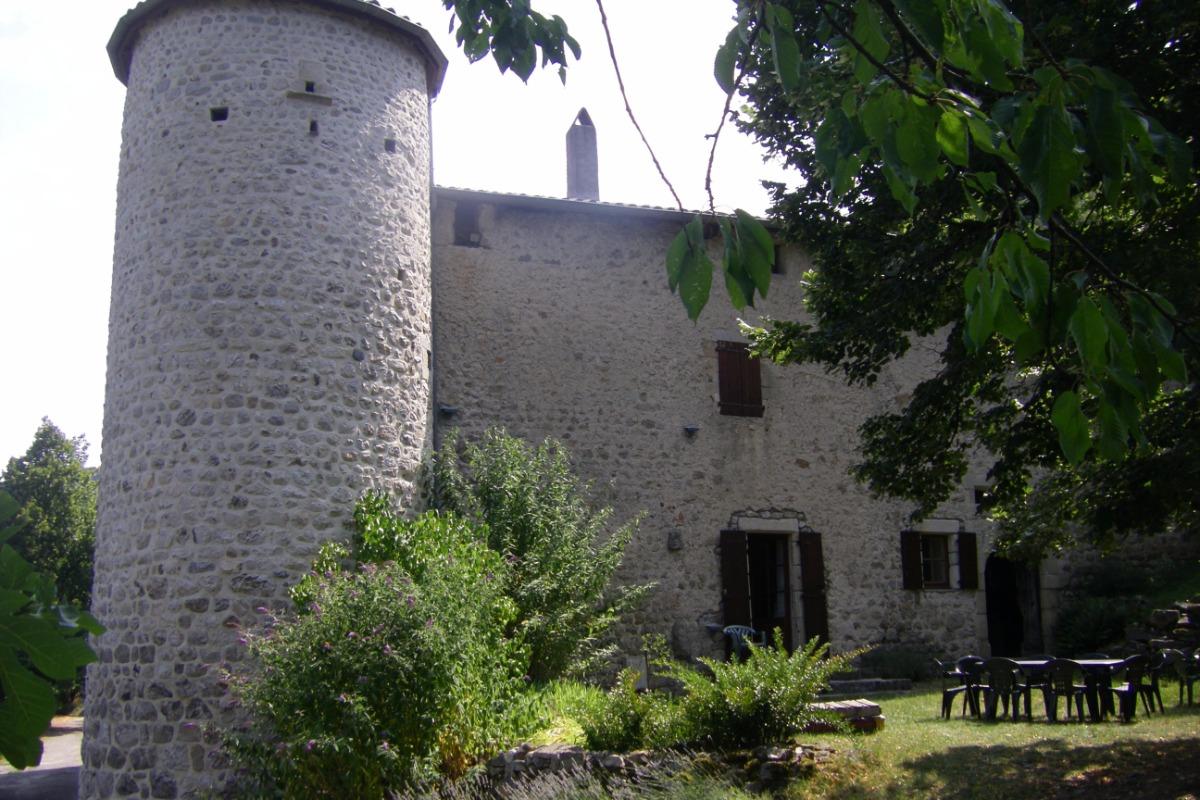 Gîte de caractère - Location de vacances - Saint-Sauveur-de-Montagut