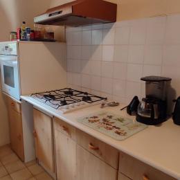 Salle à manger - Location de vacances - Saint-Sauveur-de-Montagut
