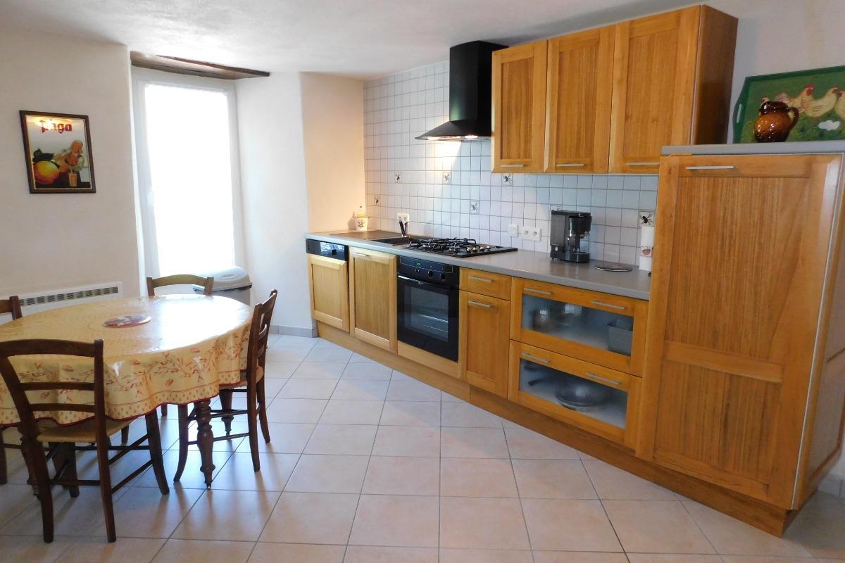 cuisine - Location de vacances - Saint-Cirgues-de-Prades